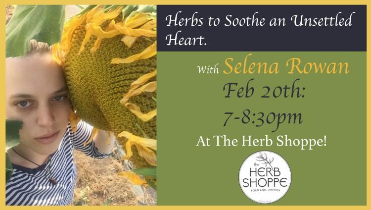 Selena Rowan Feb 20th 2018